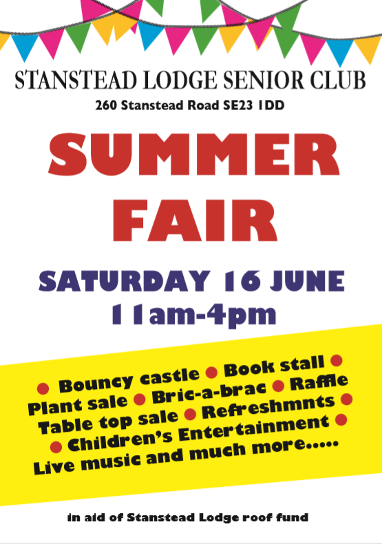 Come to our Summer Fair