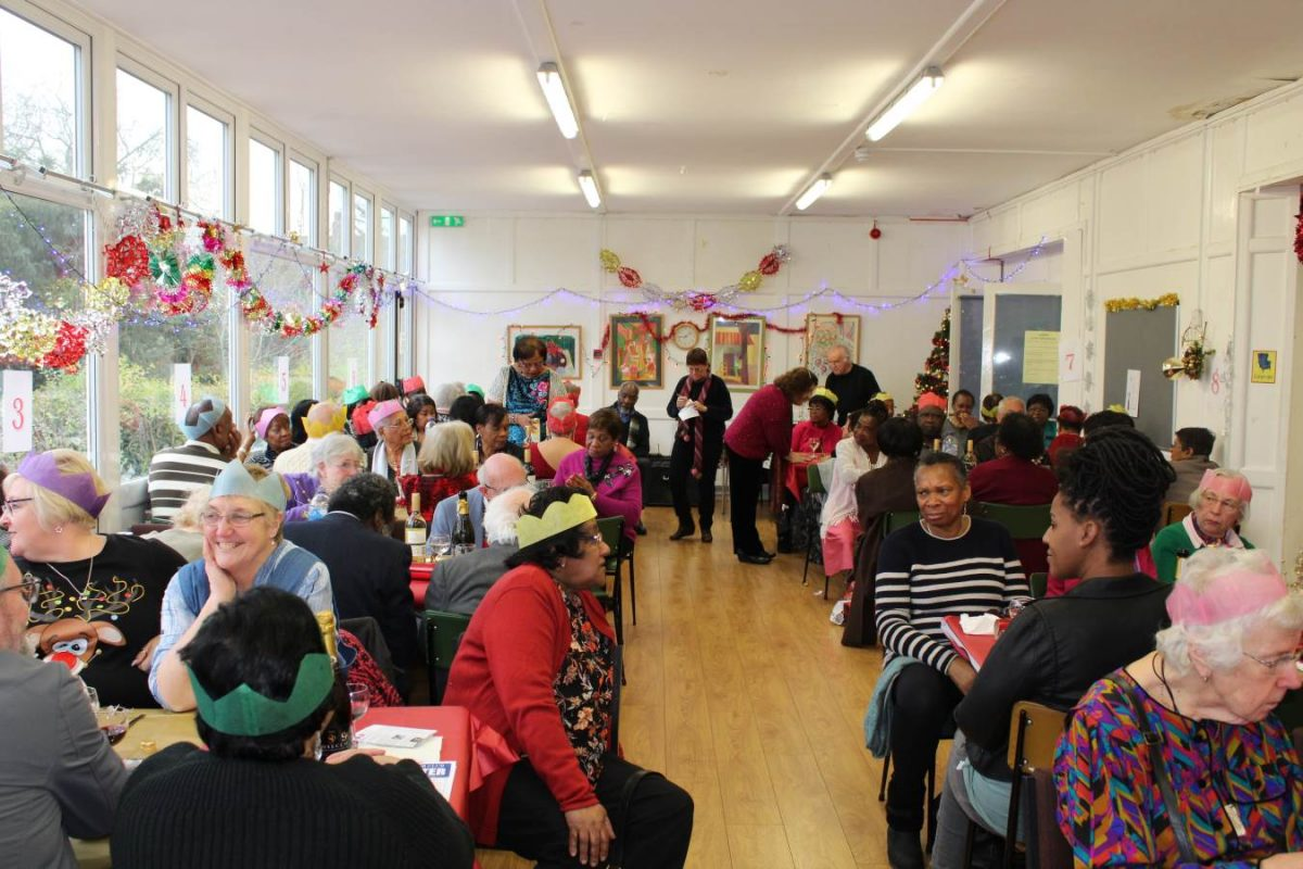 Stanstead Lodge Christmas Party 2018
